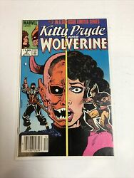 Kitty Pryde And Wolverine 1984 2 Vf/nm | Canadian Price Variant Cpv |