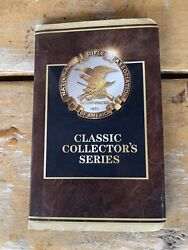 National Rifle Association Classic Collectors Series Coin Set Big Game