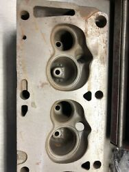 60-69 352 390 428 Ford Cylinder Heads Coae 6090 D Super Rare Small Chamber Nice.