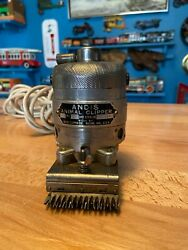 Vintage Antique Andis Animal Clippers Patent 1974557, Other Patents Pending