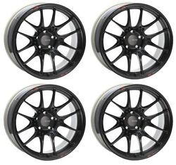 Enkei Gtc02 19x10.5 +34 5x120 For Bmw Mbk From Japan [4 Rims Wheels ] Jdm