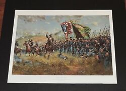 Don Troiani - The Sons Of Erin - Collectible Civil War Print - Mint