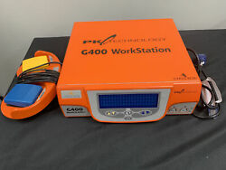 Gyrus Acmi G400 Generator W/ 744010 Footswitch - Biomed Certified