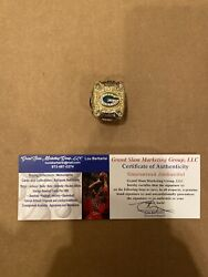 Aaron Rodgers High Quality Super Bowl 45 Ring