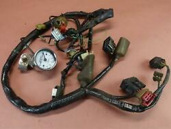 2005-2010 Honda Shadow Aero 750 Vt750 Main Wire Harness Wiring Loom And Tachometer