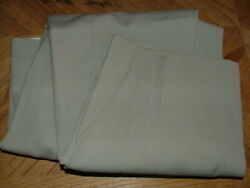 Mens Armani Collezioni Dress Pants Size 34 X 27 Wool Cotton Made In Italy 285
