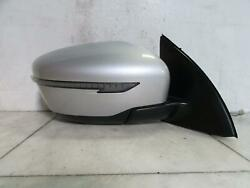 17 18 19 Nissan Rogue Sport- Door Mirror Right W/o Surround View Non-heated