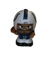 """Nfl Teenymates Andrew Luck Number 12 Indianapolis Colts 1""""x3/4"""""""