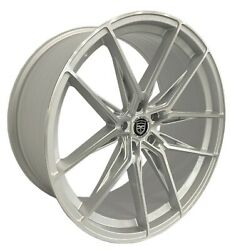 4 Hp1 20 Inch Stagg Silver Rims Fits Bmw X3 E83 2004-2009