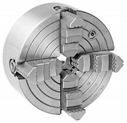 Bison 25 4 Jaw Independent Manual Chuck D1-11 Mount 7-853-2539