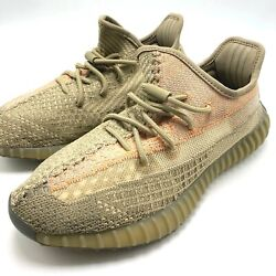 Adidas Yeezy Boost 350 V2 Sand Taupe Fz5240 100 Authentic Menand039s Size 5-13
