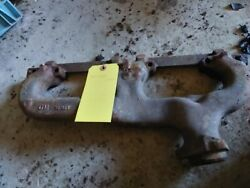 Chevrolet Small Block Driver Side Exhaust Manifold 361963