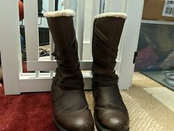 Totes waterproof womens riding boots size 10 $35.00