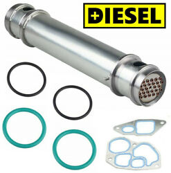 Diesel Engine Oil Cooler And Seal Kit For 1994-2003 Ford 7.3l Powerstroke