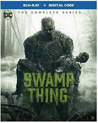 Swamp Thing The Complete Series Blu-ray + Digital