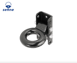 Draw-tite Adjustable Lunette Ring With Channel 3 Dia. 24,000 Lbs Capacity 63036