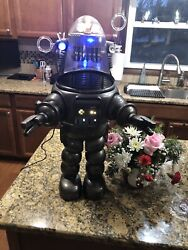 Robby The Robot 24inch Modify Watch Video
