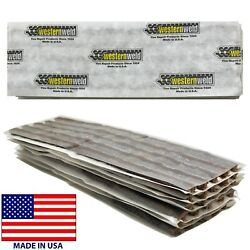 360 Brown 8 Thick Tire Plug Insert String Tubeless Flat Tyre Repair Seal Usa