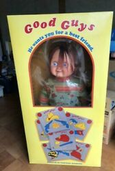Medicom Toy Childand039s Play 2 Chucky Life Size 1/1 Good Guys Doll Prop Size Limited
