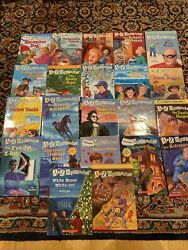 Lot Of A To Z Mysteries Books Books 3 14 Books