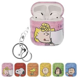 Willbee Words For Airpods Case With Keychain Key Ring Hard Pc Cover