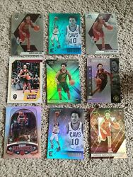 Darius Garland Mosaic And Chronicles Rookie Lot 9 Teal Pink Parallels Illusions