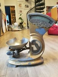 Early 1900s Stimpson No.40 Vintage Leaner Candy Scale