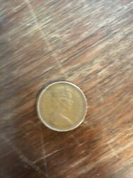 1971 New Pence 2p British Coin First Release - 1971