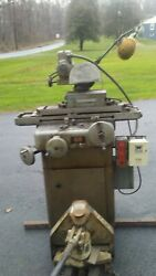 Ko Lee Tool And Cutter Grinder Ba960h Hydraulic Table Feed Single Phase