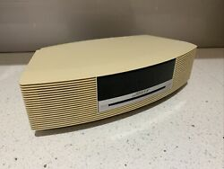 Bose Wave Music System Cd Radio Am/fm Alarm Bluetooth Dongle Made In Usa