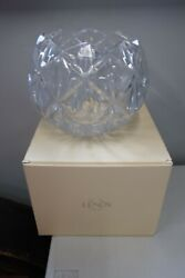 Rose Bowl Crystal Shooting Star By Lenox 8 New In The Box