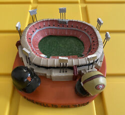 San Francisco Giants SF 49ers Replica Farewell To The Stick Candlestick Park