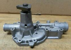 1968-72 Renault R16 // 1967-71 Lotus Europa 1.5l 1.6l Ohv 4-cyl New Water Pump