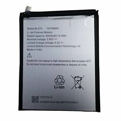 Replacement Battery Bl270 For Motorola Moto G6 Play Xt1922 [pro-mobile]