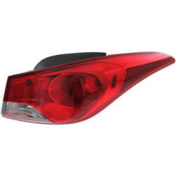 Tail Light For 00-04 Ford F-150 Driver Side Yl3z13405aa