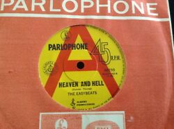 The Easybeats A Radio Promo Heaven And Hell 45 Banned From Radio In The 1960and039s