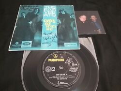 The Easybeats Easy As Can Be Ep 45 7 Hand Signed By Stevie Wright And Harry Vanda