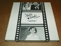 Shirley Temple Collectorand039s Plate Baby Take A Bow Bisque 10 1/2 Plate Box-12039