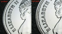 Rcm - 1980 - 25-cent - Caribou - Proof Like - Uncirculated - Near Beads