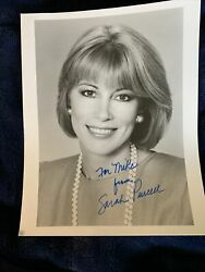 Sarah Purcell Real People 8 X 10 Signed Photograph Autograph