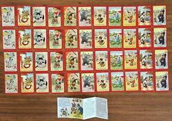 """Enid Blyton's Noddy Happy Families """"snap"""" Card Game – Used"""