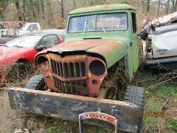 1951 Willys Jeep Parts Truck Parts Truck..