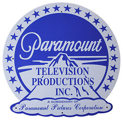 Paramount Pictures Original Two Foot Sign