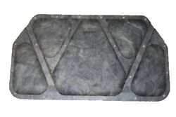 1966-1967 Dodge Charger Rigid Fiber Molded Hood Insulation Pad W/clips 66 67