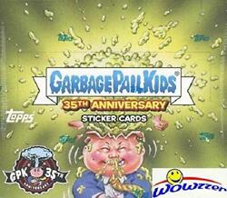 2020 Topps Garbage Pail Kids Series 2 35th Anniversary Massive Factory Sealed Ho
