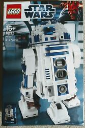 Lego Star Wars R2-d2 10225 Brand New In Sealed Box Rare And Retired Hard To Find