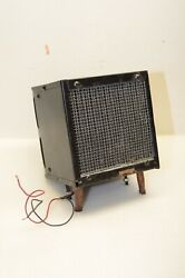 Compact Auxiliary Cab Cabin Heater 8x8x8 12v Marine Boat Rv
