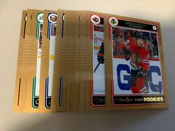 2020-21 Ud O-pee-chee Glossy Copper Series 1 Insert Cards Pick/complete Your Set