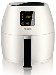 Philips Avance Collection Digital Airfryer Xl White - Hd9240/34