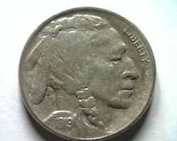 1919-s Buffalo Nickel Extra Fine Xf Extremely Fine Ef Nice Original Bobs Coins
